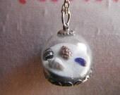siesta key sand globe pendant