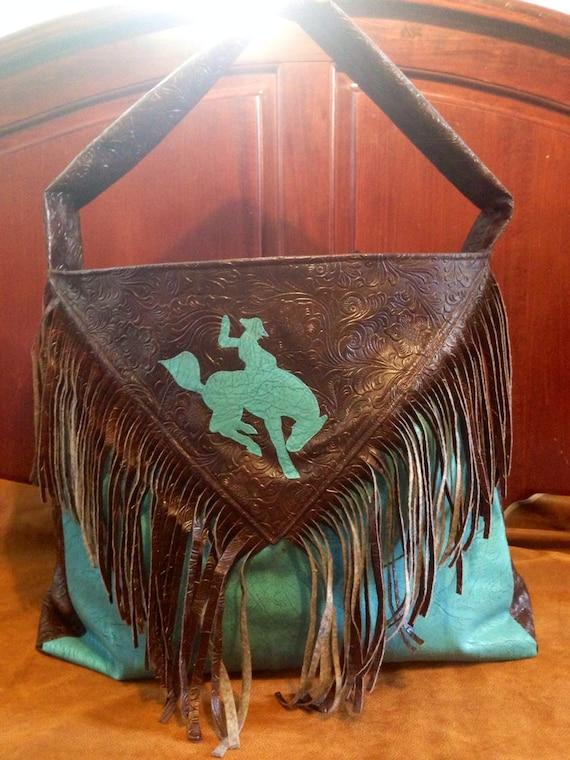 Cowboy Diaper Bags : Fringe western cowboy diaper bag by ashtensmeenk on etsy