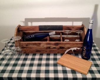 wine carrying case