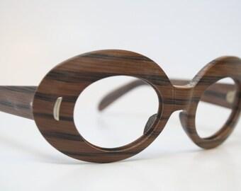 vintage glasses frames faux wood vintage eyeglass frames 1980s retro eyeglasses
