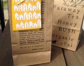 Bushfire Appeal Faraway Tea Honeybush Organic Chai Caffeine Free Honey Bush and Spices