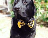 Boston Bruins Bow Tie for Dog Collar