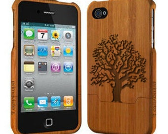 Oak Tree - Wood iPhone 5 /5s Case, Bamboo iPhone 5 / 5s case, iPhone 5 Case