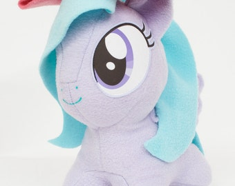 CHIBI Flitter MLP Hand-Made Custom Craft Plush