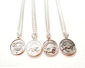 Zodiac Jewelry - Zodiac Necklace