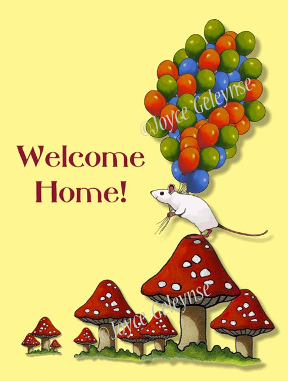 printable welcome home banner template