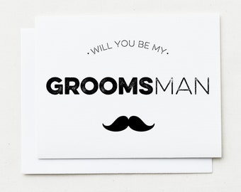 Luscious image pertaining to will you be my groomsman printable