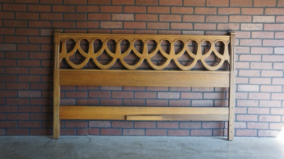 Henredon Queen Headboard Vintage Headboard Paint To Order