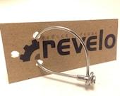 revelo Bent Spoke Key Chain