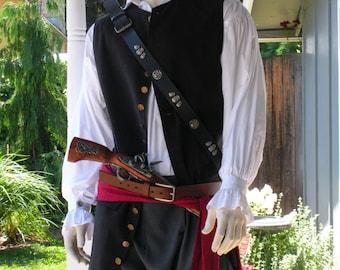 Pirate First Mate Vest