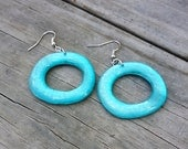 Turquois Bubble Earrings