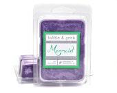 Mermaid Scented Soy Wax Tart Melts - purple