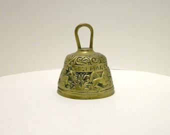 Vintage Apostles Brass Bell