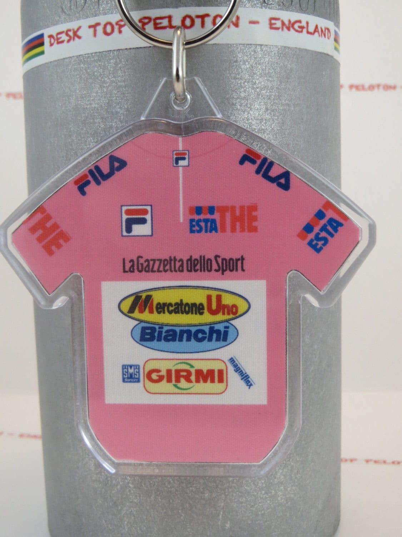 marco pantani maglia rosa mercatone uno 1998 by desktoppeloton