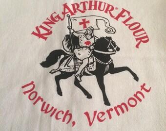 King Arthur Flour sack towel