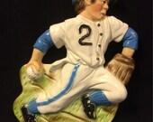 Boy Baseball Pitcher by Home Decor '72
