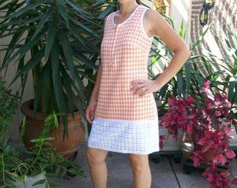 Vintage Inspiration  Dress Vintage Style Party Dress Mini Dress Wool Lace Dress Summer Dress Sleeveless Mini Dress Extra-Small Small Medium
