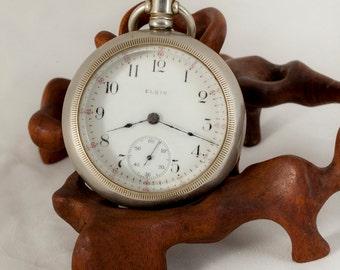 Elgin Sweetheart Pocket Watch
