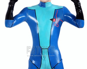Japanese EVA COSPLAY Rubber Catsuit for Man