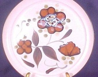 "Mint Noritake Orinda 8540 pattern 8"" Plate"