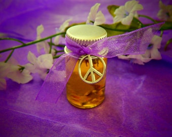 Peaceful Thoughts Oil Blend