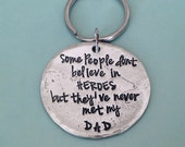 Personalized Keychain | Gifts for Dad | Anniversary Gifts for Husband | Christmas Gifts for him| Custom Keychain | Grandpa Gifts | Engraved