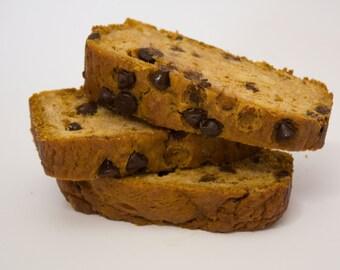 Pumpkin Bread - 1 loaf, over 2lbs
