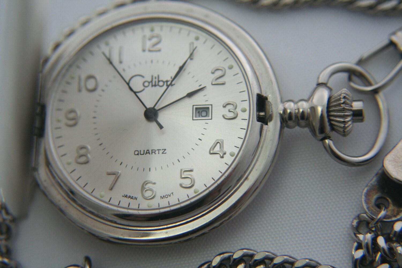 silver pocket by colibri of original box