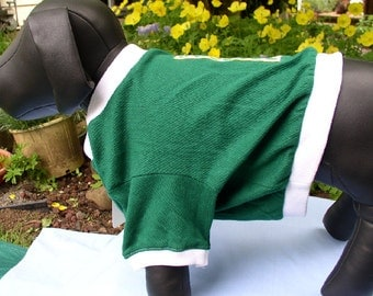 dog soccer athletic jersey