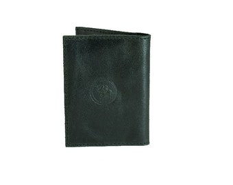 Men Cards Leather Wallet Small& Slim High-Quality 77332