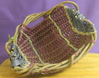 Handwoven Basket #11