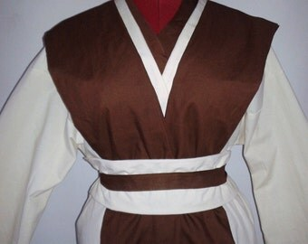 Jedi robe set handmade in any size