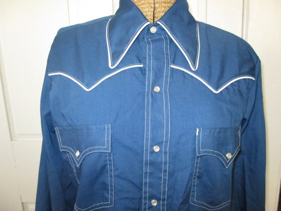 Karmen Western Style Shirt