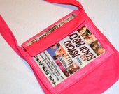 Upcycled VHS Movie purse Psycho Beach Party messenger bag