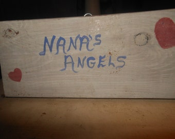 Nana's Angels --Hearts For lil Ones