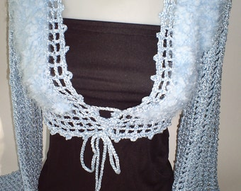 knitted bolero ,hand-knitted cardigan mini ,ladies vest,knit sleeves women, girls bolero