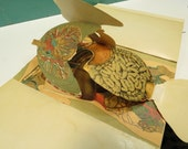 Body Manikin Susanna Cocroft Antique Book 1914 Color Overlay of Vital Organs Anatomy