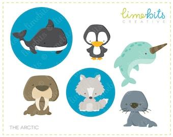 Popular items for animal clip art on Etsy