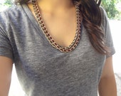 Layering Necklace- YOUR choice in color