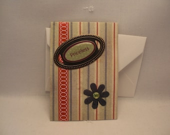 Birthday - Gift Card Holder (Mini card)