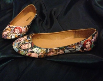 Buffy Shoes-Made to Order