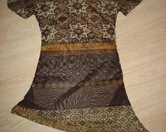 fantasy hippie dress