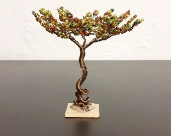 Mini Zen Garden Tree - Fall