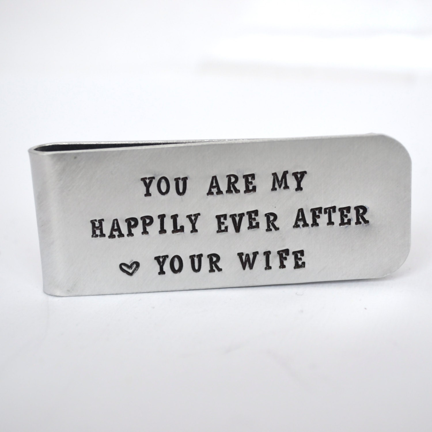 Wedding Gift For Husband To Be : Husband Gift Money Clip Wedding Gift for Groom Groomsmen