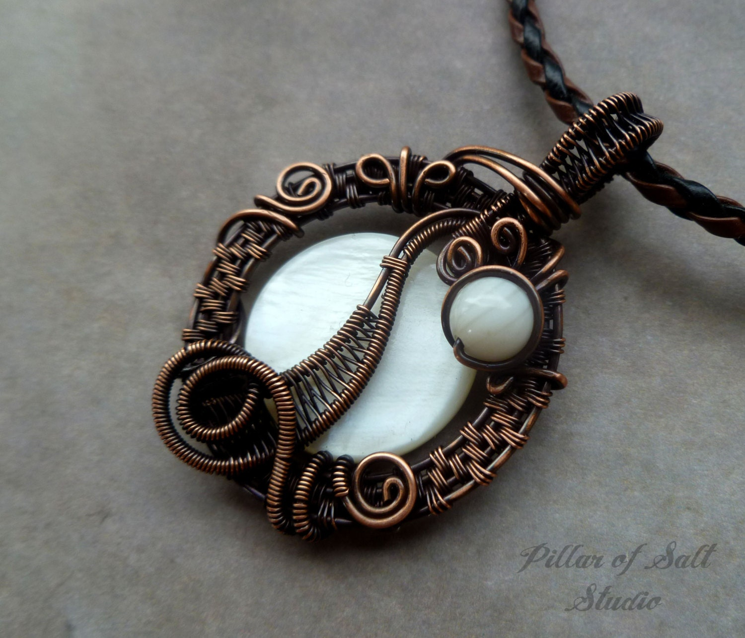 Wire Wrapped Jewelry Handmade Wire Wrapped By
