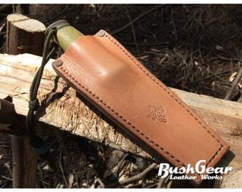 Fallkniven F1 and Similiars Leather Knife sheath