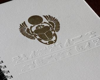 Letterpress journal, Egypt (Single)