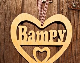 Bampy heart