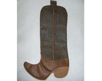 Cowboy Boot Gift bag #4