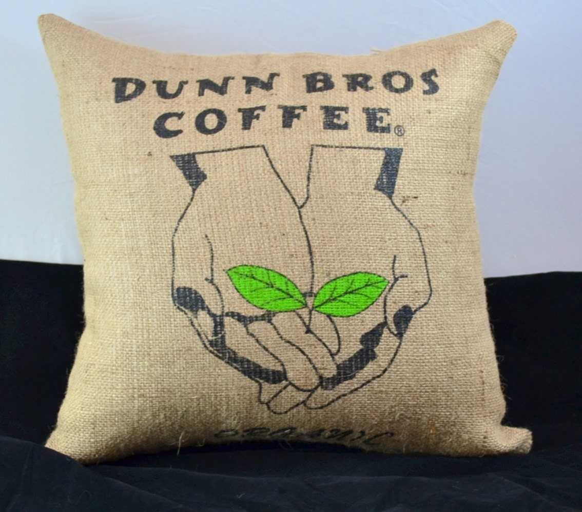 Burlap Throw Pillows Etsy : Burlap pillows decorative pillow throw pillow cover Authentic